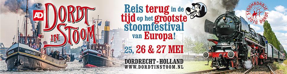 Reis terug in de tijd op het grootste stoomfestival van Europa!
